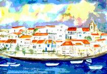 Kroatische Küste by Irina Usova