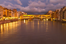 Ponte Vecchio by Evren Kalinbacak