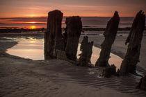 North Beach Sunset von Paul messenger