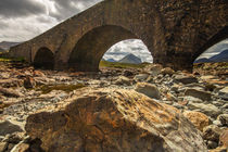 Cuillin View by Paul messenger