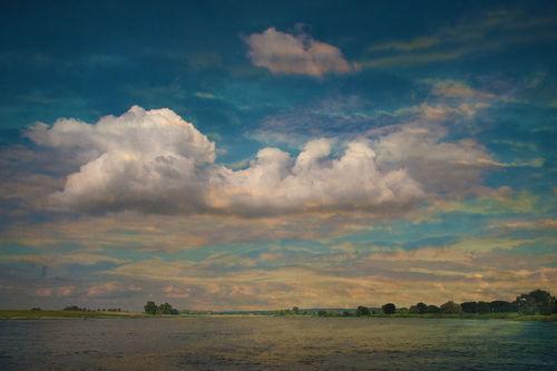 Elbewolken