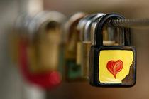 'love locks' von NINA PETERKA