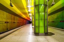 RAINBOW STATION III. von Martin Dzurjanik