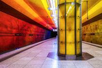 RAINBOW STATION II. von Martin Dzurjanik