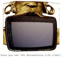 have you met the documentary film crew?