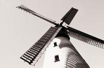 Mill in Heimsen by Harald Walker