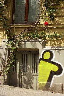 'Merkwürdige Eingangstür' von Marina von Ketteler