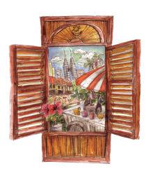 window to my soul by Amir Shahlan Amiruddin