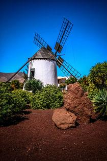 Mühle von Antigua by gfischer