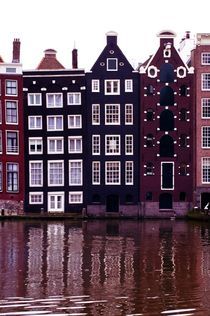 Amsterdam town by fotograf