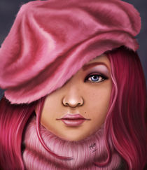 Winter Pink by Karla White