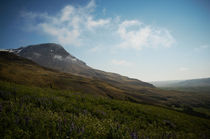 Mountain, Iceland by intothewide