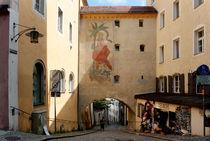 Passauer Altstadt by Margarita Moerth