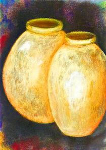 Zwei Vasen von Irina Usova