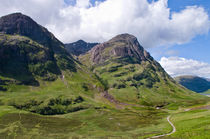 Pass of Glencoe von Jacqi Elmslie