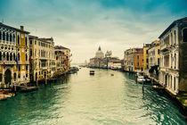 Winter in Venice by Pietro Hadzich