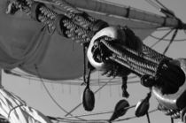 Rigging on a tall ship by Intensivelight Panorama-Edition