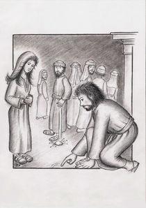 Wer ohne Sünde ist, werfe den ersten Stein by sonny