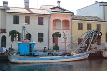 Canal in Grado by Intensivelight Panorama-Edition