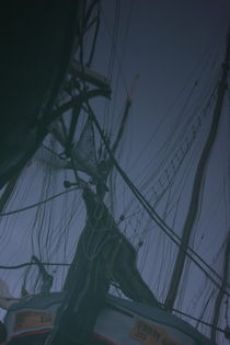 Old sailing ship reflected by Intensivelight Panorama-Edition
