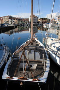 Sailing yacht in Grado by Intensivelight Panorama-Edition
