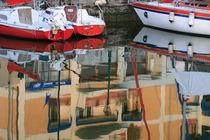 Yacht harbor in Grado von Intensivelight Panorama-Edition