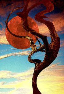 Textured Surreal von CHRISTINE LAKE