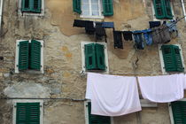 Drying sheets in Grado by Intensivelight Panorama-Edition