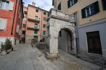 Augustan gate in Trieste by Intensivelight Panorama-Edition