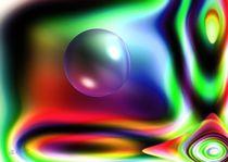 Farbgrafik  von Eckhard Röder