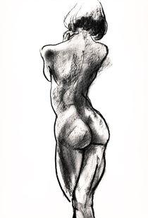 Contra Posta Nude von Roz McQuillan