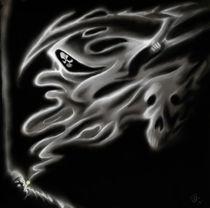 Death in Smoke von Cristian Decebal-Cuza Craven