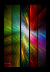 Grafisches Farbdesign  von Eckhard Röder