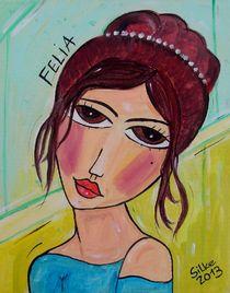 """""""Felia"""" by Silke Heil-Sandberg"""