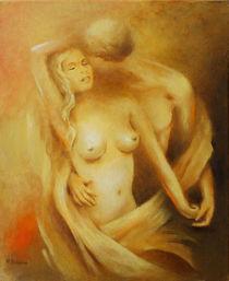 Liebe und Erotik - Liebespaare in der Kunst von Marita Zacharias
