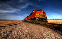 BNSF freight  von Rob Hawkins