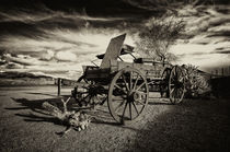 'The Old Wagon ' by Rob Hawkins
