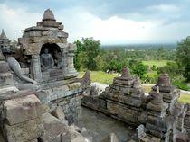 Tempelaussicht auf Java von reisemonster