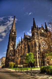 Petri Kirche Leipzig HDR von Kevin Bruns