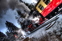 Harzer Schmalspurbahn by Kevin Bruns