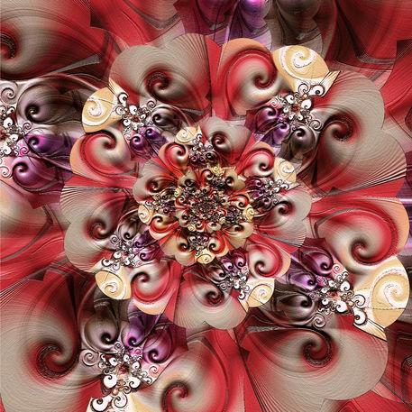 Blumereliefa