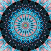 Mandala Ausgeglichenheit von Christine Bässler