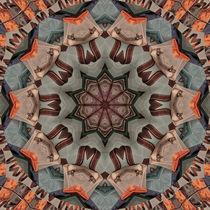 Mandala Handtaschen by Christine Bässler