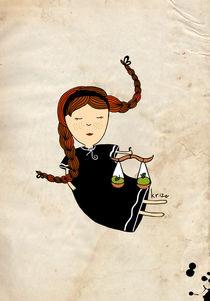LIbra Zodiac  by Kristina  Sabaite
