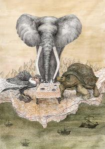 Council of Animals  by Ruta Dumalakaite
