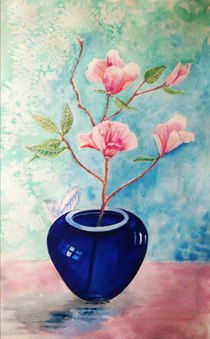 The Missing Flower von Carlos Cisneros