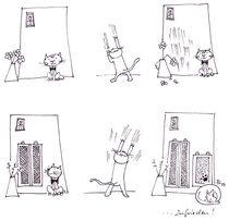 Katzekratzt