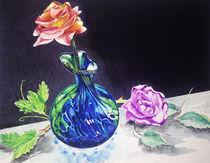 Valerie's Vase by Carlos Cisneros