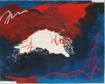 Rot und blau by Sigurd Schönherr