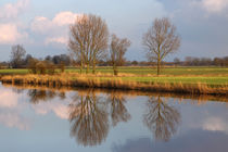 Spiegelung bei Windstille - Mirroring with no wind by ropo13